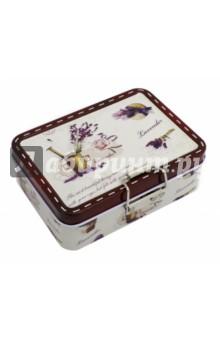 Коробка для безделушек и мелочей Лавандовый рай (43724)