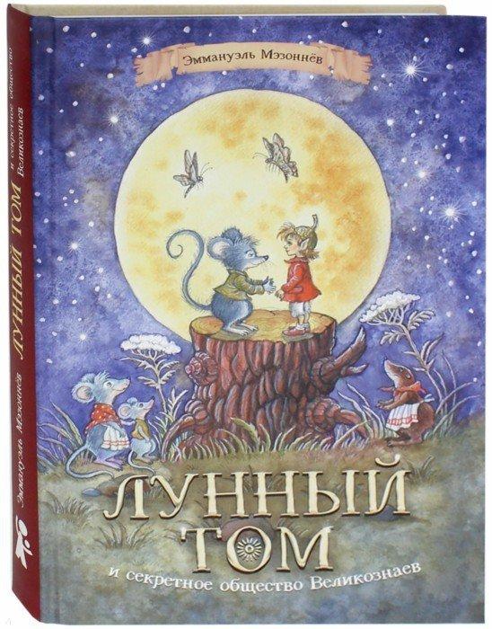 Иллюстрация 1 из 18 для Лунный Том и секретное общество Великознаев. Книга 1 - Эммануэль Мэзоннёв   Лабиринт - книги. Источник: Лабиринт
