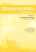 Opportunities Russia. Beginner. Language Powerbook