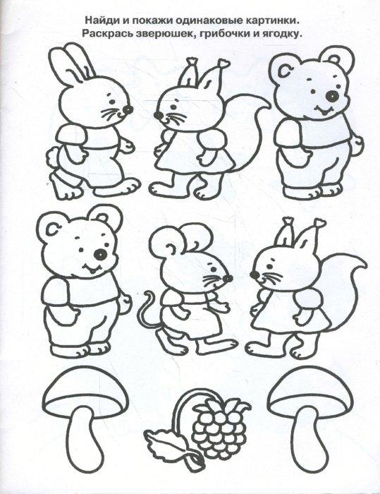 Иллюстрация 1 из 3 для В лесу   Лабиринт - книги. Источник: Лабиринт