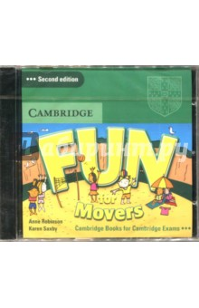 Fun for Movers (CD) fun for movers cd