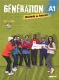 Generation. A1. Livre + cahier (+ CDmp3, DVD)