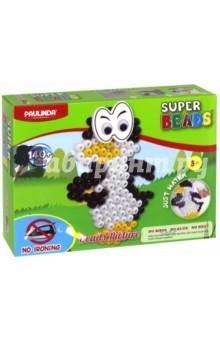 3D-мозаика Пингвин (140+ бусинок) (150104-3) 3d мозаика пингвин 140 бусинок 150104 3