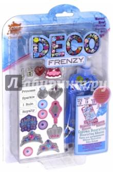 Купить Набор для декорирования Deco Frenzy. Принцесса (40213), ТНГ-игрушка, Раскрашиваем и декорируем объемные фигуры