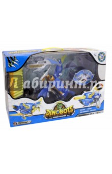 Dinobots 2в1 робот-бластер, синий (SB377)