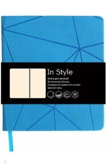 Книга для записей 128 листов, 150х165, Голубой (КЗИС61282248) книга для записей модница 60580