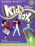 Kid's Box 2ed 6 PB