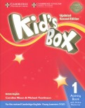 Kid's Box 1. Activity Book with Online Resources