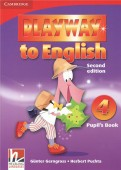 Playway to English. Level 4. Pupil's Book