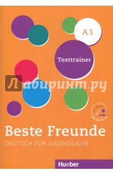 Beste Freunde A1 Testtrainer mit CD das beste von hansi