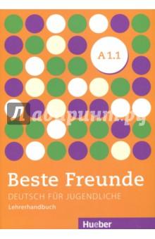 Beste Freunde A1/1, Lehrerhandbuch das beste von hansi