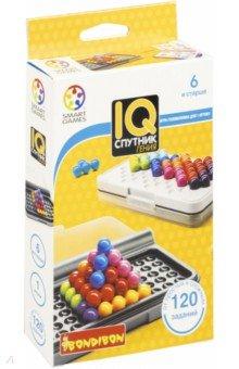 Купить Игра логическая IQ-Спутник гения (1890ВВB/SG 455 RU), BONDIBON, Другие настольные игры