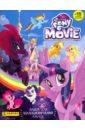 Альбом для коллекционирования наклеек My Little Pony Movie (15 в комплекте)