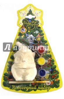 Набор новогодний для творчества Сова (75923) набор для творчества тм vladi раскраски глиттером сова