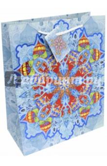 Пакет бумажный 26х32.4х12.7 см Калейдоскоп (75371) пакет феникс бумажный с тиснением старые карты 12 7 36 8 3см 40890