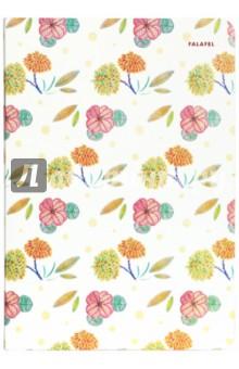 Блокнот Flowers (нелинованный, A5, 40 листов) (402788) блокнот не трогай мой блокнот а5 144 стр