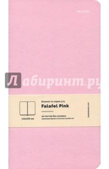 Блокнот Pink (А5, 40 листов, нелинованный, кремовая бумага) (439298) блокноты booratino деревянный блокнот а5