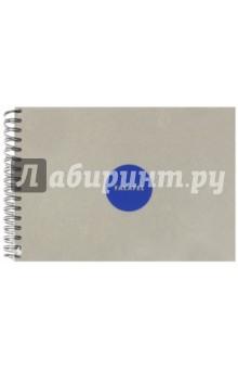 Скетчбук для акварельных красок и карандашей (50 листов, А4, гребень, акварельная бумага) (432939)