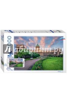 Puzzle-1000 Санкт-Петербург (79702) пазл карта россии большой пазл большой страны 204 элемента
