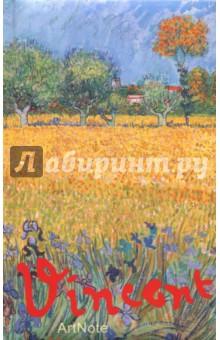 Блокнот Ван Гог. ArtNote. Пшеничное поле, в точку
