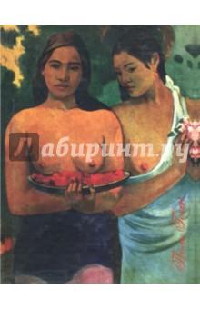 Блокнот Две девушки с цветами манго, А6, нелинованный блокнот купание красного коня а6 нелинованный