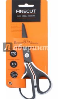 Ножницы с тефлоновым покрытием Finecut (170 мм) (60-0025) блокноты bruno visconti блокнот а5 megapolis flex