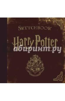 Скетчбук Гарри Поттер (60 листов) уверенность в себе умение контролировать свою жизнь