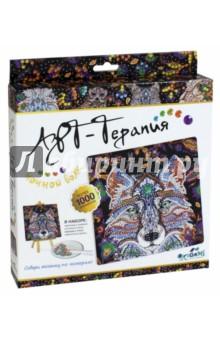 Мозаика-алмазные узоры Ночной Волк (03214) ороситель truper с 3 соплами с пластиковой основой