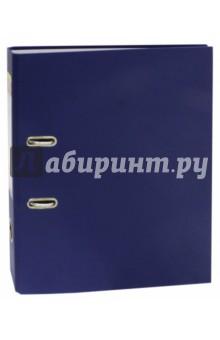 Папка-регистратор (A4, 50 мм, синий) (355020-02) папка с метал зажим silwerhof mistress of elements 281010 11 a4 0 7мм