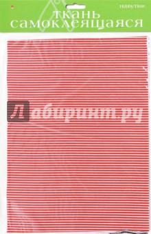 Купить Ткань самоклеящеяся, 2 листа, А4 ПОЛОСКИ 4 вида (2-263/01), Альт, Сопутствующие товары для детского творчества