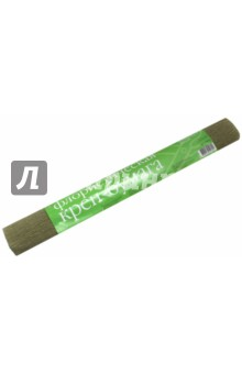 Бумага креповая флористическая, серая (2-052/16) креповая или папиросная бумага или тонкая упаковочная бумага купить томск