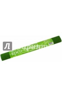 Бумага креповая флористическая, зеленая (2-052/22) креповая или папиросная бумага или тонкая упаковочная бумага купить томск