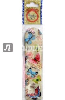 Закладка для книг Бабочки (75684) magic home закладка декоративная для книг цветочный узор