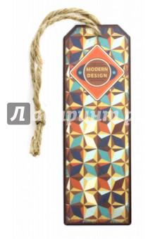 Закладка для книг Модерн (43574) magic home закладка декоративная для книг цветочный узор