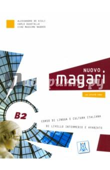 NUOVO Magari B2 (libro + CD audio) la casa sulla scogliera livello due b1 cd