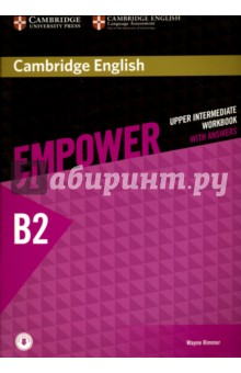 Cambridge English Empower Upp-Int WB + Ans + Audio cambridge english empower starter workbook no answers downloadable audio