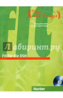 Fit fur die DSH. Ubungsbuch mit Audio-CD-Extra burger e optimal a2 lehrerhandbuch lehrwerk fur deutsch als fremdsprache cd rом