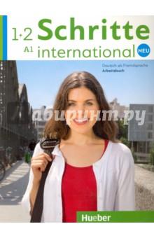 Schritte international Neu 1+2. Arbeitsbuch + 2 CDs zum Arbeitsbuch muller m optimal b1 lehrwerk fur deutsch als fremdsprache arbeitsbuch cd