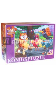 Купить Пазл Сказка №54 (160 элементов) (ПК160-5843), Konigspuzzle, Пазлы (100-170 элементов)