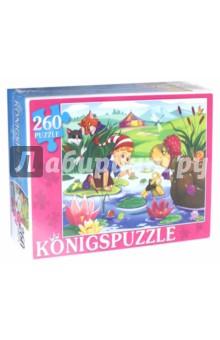 Купить Пазл Сказка №55 (260 элементов) (ПК260-5864), Konigspuzzle, Пазлы (200-360 элементов)