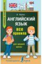 Френк Ирина Английский язык. Все правила для средней школы