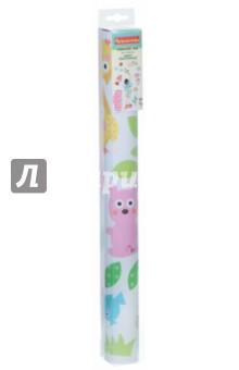 Купить Набор декор наклеек на стену Совы на ветке (XMKD012), BONDIBON, Наклейки детские