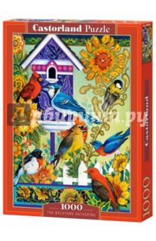 Купить Пазл Птичий дом (1000 элементов) (C-104000), Castorland, Пазлы (1000 элементов)