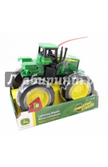 Трактор Monster Treads с подсветкой (Т11311) tomy трактор cas ih 210 puma tomy
