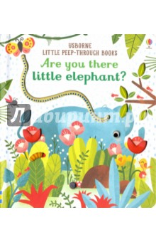 Are You There Little Elephant? (board book) elusive roles of domestic animals as reservoirs of hat in nw uganda