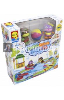 Игрушка для ванной Пляжная вечеринка (812W) alex игрушки для ванны 3 цветные лодочки
