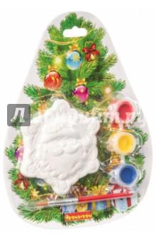 Купить Набор для творчества Елочные украшения. Снежинка (ВВ1564), BONDIBON, Другие виды конструирования из бумаги