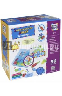 Конструктор отверточный Jiggy Транспорт (96 элементов) (67545) mp3 плееры бу от 100 до 300 грн донецк