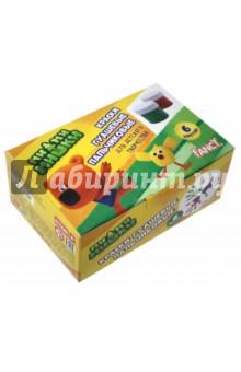 Краски пальчиковые гуашевые FANCY. МиМиМишки (6 цветов) (FFP-6) краски спейс краски пальчиковые 6 цветов сенсорные