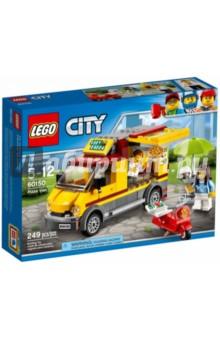 Конструктор Great Vehicles. Фургон-пиццерия (60150) конструктор lego friends 41129 парк развлечений фургон с хот догами